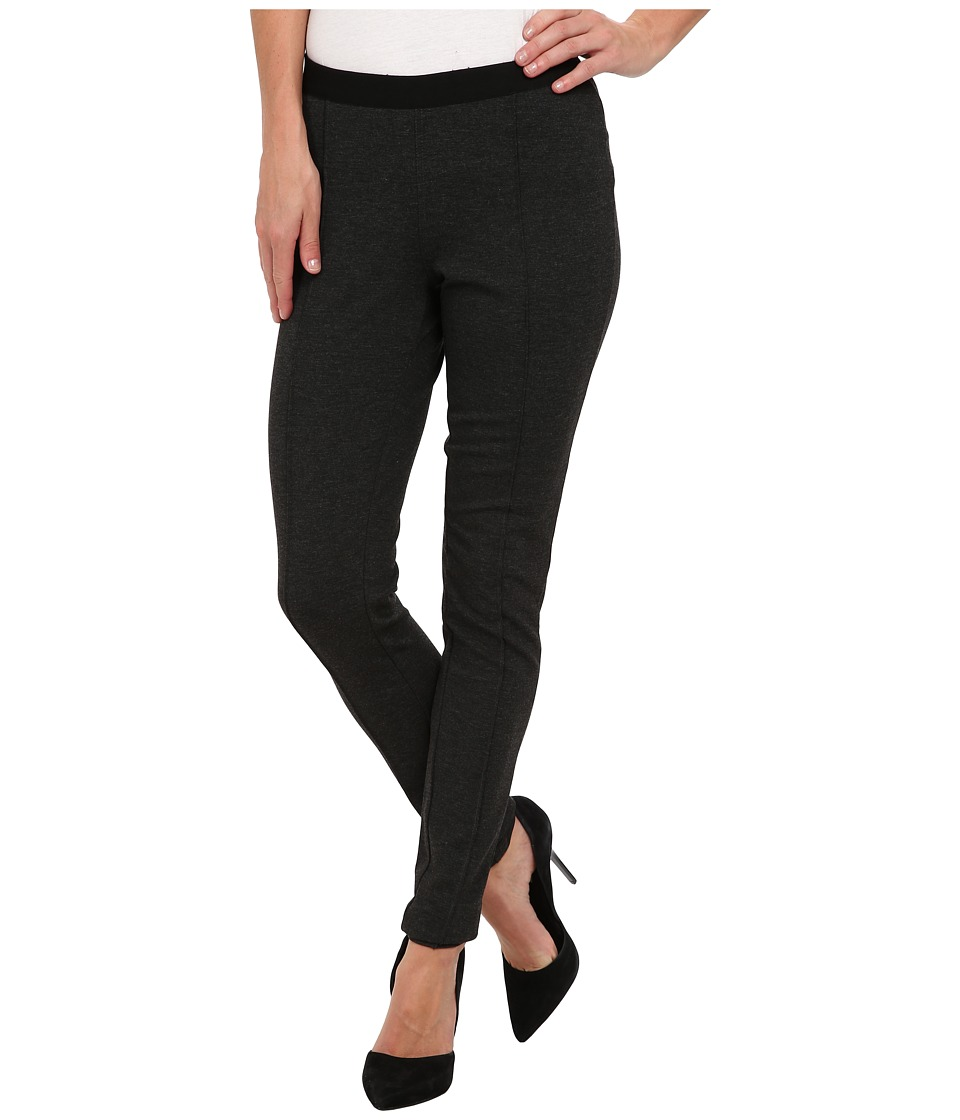 Christopher Blue - Sadie Pull-On Legging Astor Ponti (Charcoal) Women's Casual Pants