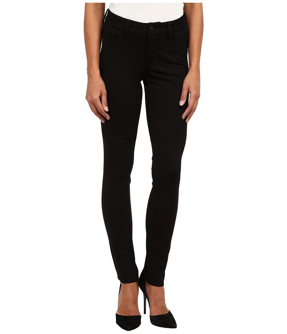 Christopher Blue - Sophia Skinny Astor Ponti (Black) Women's Casual Pants