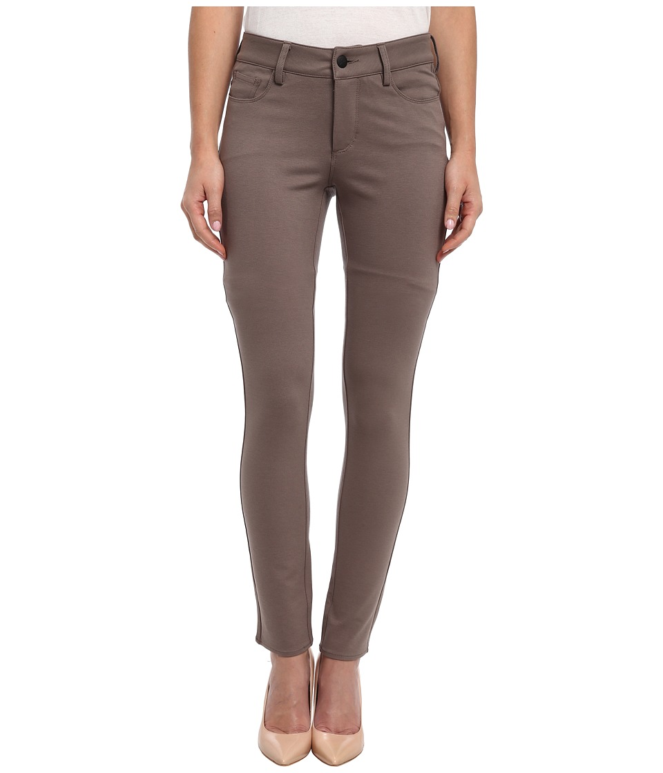 Christopher Blue - Sophia Skinny Astor Ponti (Timber Wolf) Women's Casual Pants