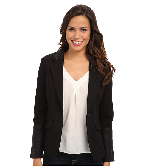 Christopher Blue - Toni Blazer (Black) Women's Jacket