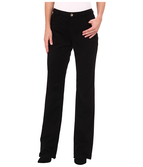 Christopher Blue - Farrah Easy Fit Trouser Golightly Sateen (Black) Women's Casual Pants