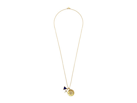 Elizabeth and James - Balaton Necklace (Yellow Gold) Necklace
