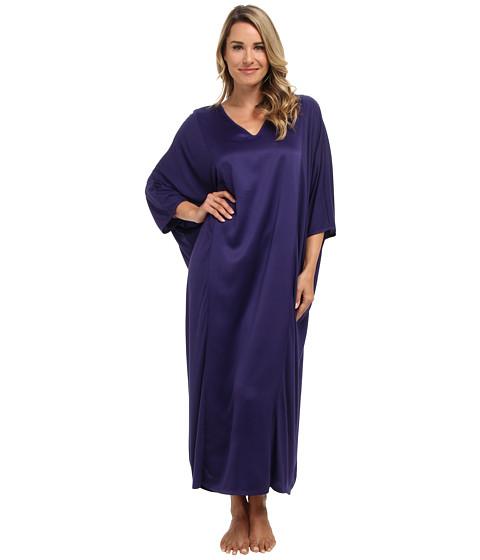 Natori - Shangri-La Lounge Caftan (Twlight) Women's Pajama