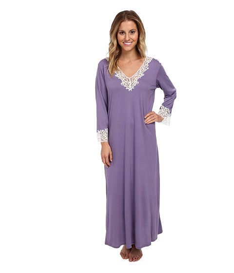 Natori - Lhasa Lounger (Heather Purple Orchid) Women's Pajama