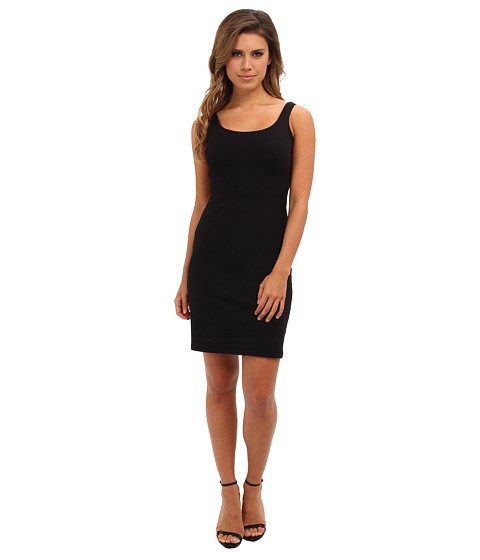 Susana Monaco - Samantha Dress (Black) Women's Dress