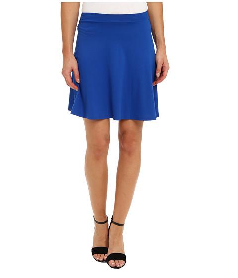 Susana Monaco - Circle Skirt (Sapphire (Blue)) Women