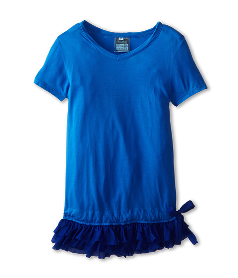 Young Fabulous & Broke Mini - Rara Tunic (Little Kids/Big Kids) (Royal/Ombre) Girl