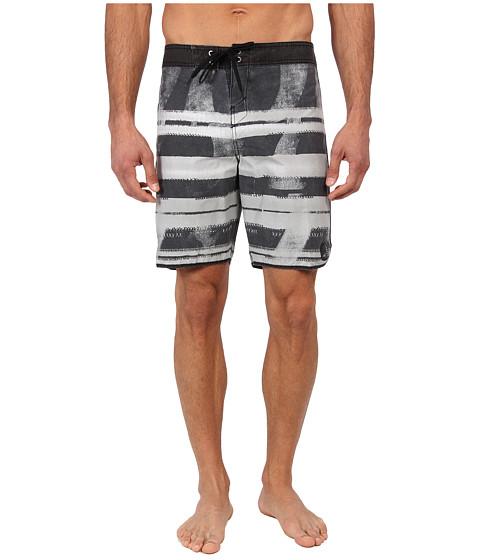 O'Neill - Superfreak Fin Box Boardshort (Black) Men's Swimwear