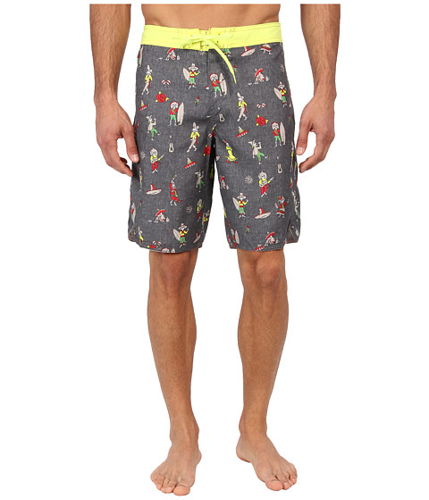 O'Neill - Day Of The Shred Boardshort (Grey) Men's Swimwear