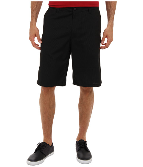 O'Neill - Delta Stripe Walkshort (Black) Men's Shorts