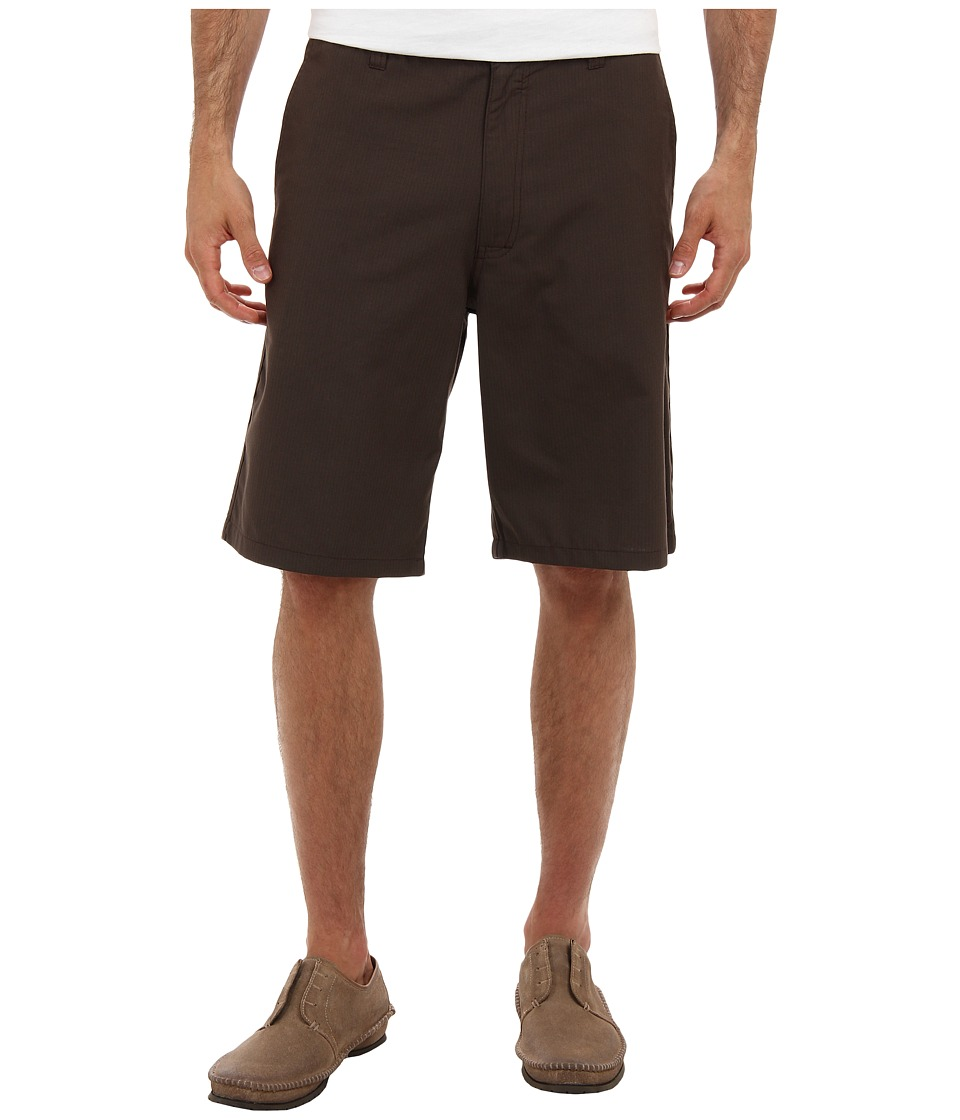 O'Neill - Delta Stripe Walkshort (Mocha) Men's Shorts
