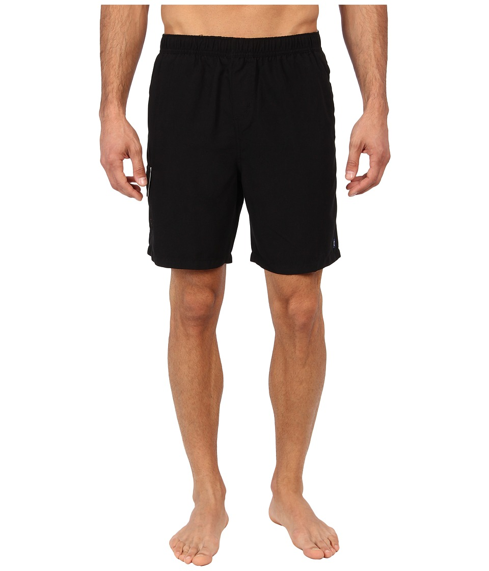 O'Neill - Tower 5 Boardshort (Black) Men's Swimwear