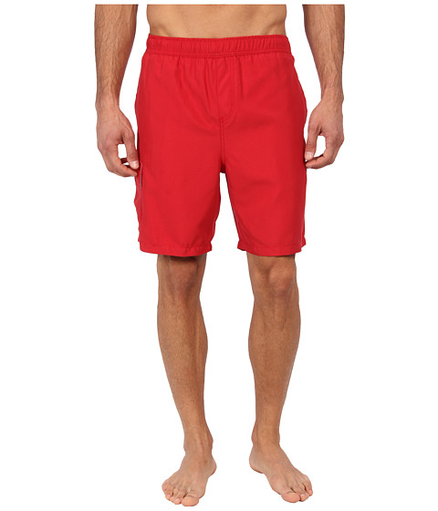 O'Neill - Tower 5 Boardshort (Deep Red) Men's Swimwear