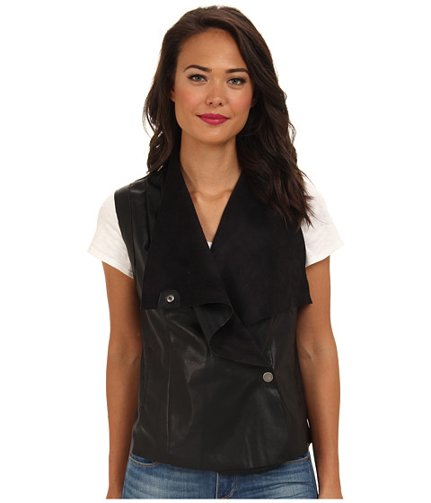 KUT from the Kloth - Veronia Vest (Black) Women
