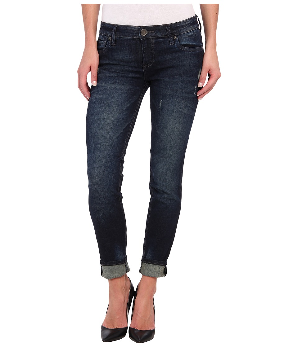 KUT from the Kloth - Relaxed Catherine Boyfriend in Sagcious (Sagcious) Women's Jeans