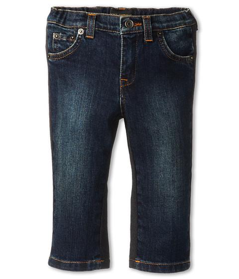 Dolce & Gabbana - 5-Pocket Dark Wash Jeans (Infant) (Multi) Men