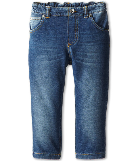 Dolce & Gabbana - 5-Pocket Stone Wash Jeans (Infant) (Multi) Men