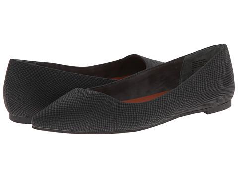 BC Footwear - Rebel (Black Exotic) Women's Flat Shoes