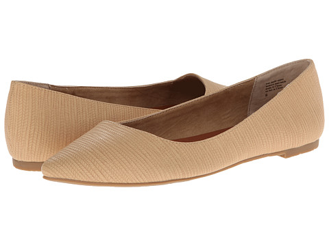 BC Footwear - Rebel (Nude Exotic) Women's Flat Shoes