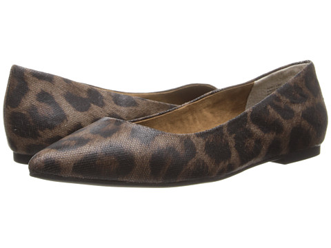 Seychelles - Well Known (Leopard) Women's Flat Shoes