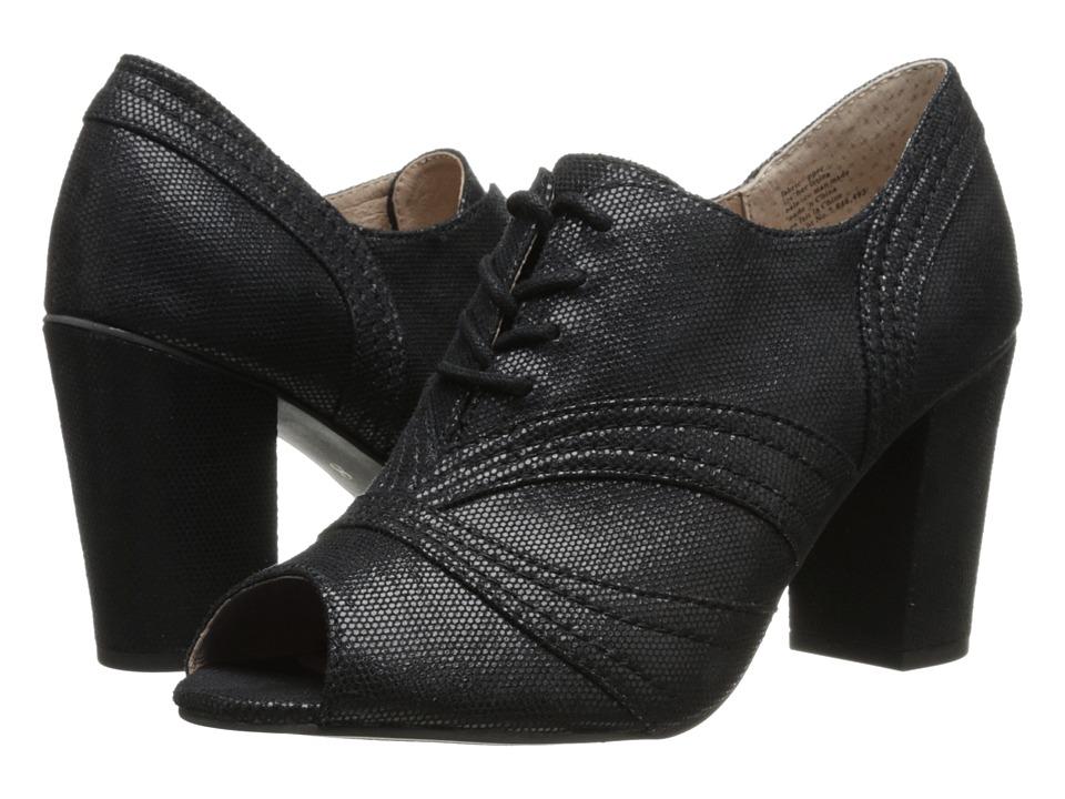 Seychelles - Eternity (Black Leather) High Heels