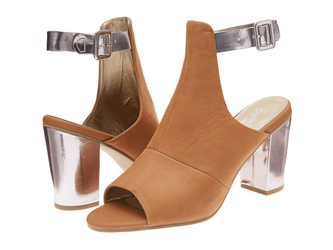 Seychelles - Discovery (Tan/Pewter) High Heels