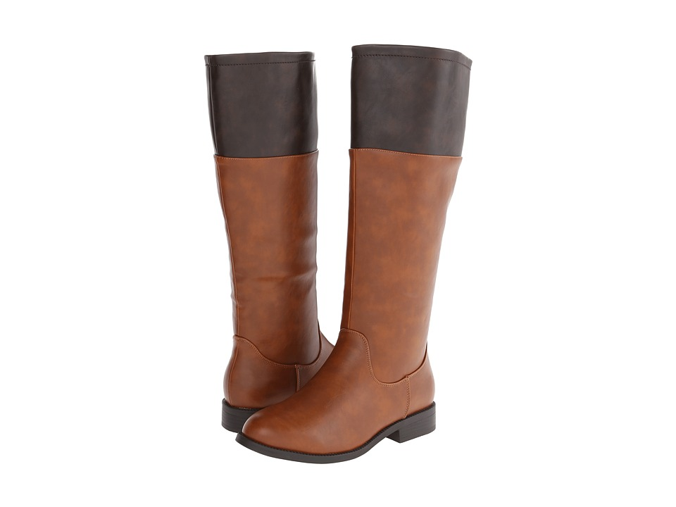 Wanted - Derby (Tan/Brown) Women's Boots