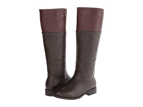 Wanted - Derby (Brown/Burgundy) Women