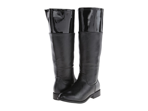 Wanted - Derby (Black/Black Pat) Women's Boots