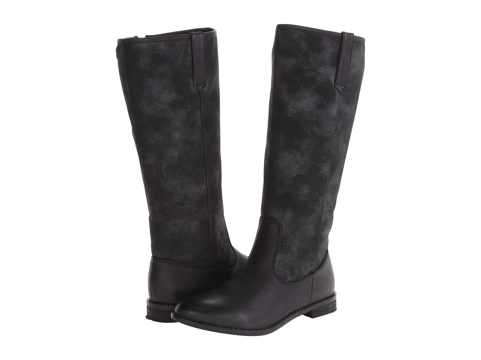 Wanted - Shane (Black) Women's Pull-on Boots