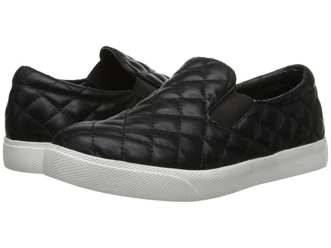 Wanted - Ollie (Black) Women's Slip on Shoes