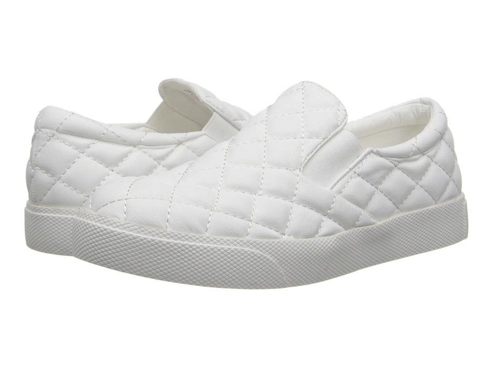 Wanted - Ollie (White) Women's Slip on Shoes