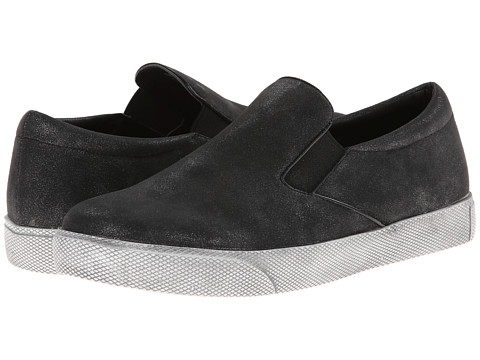 Wanted - Pop (Black) Women's Slip on Shoes