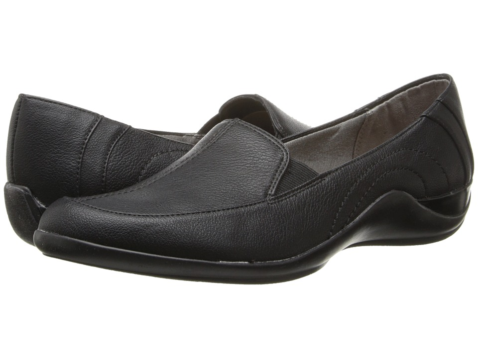 LifeStride - Mada (Black Bomber PU) Women's Shoes