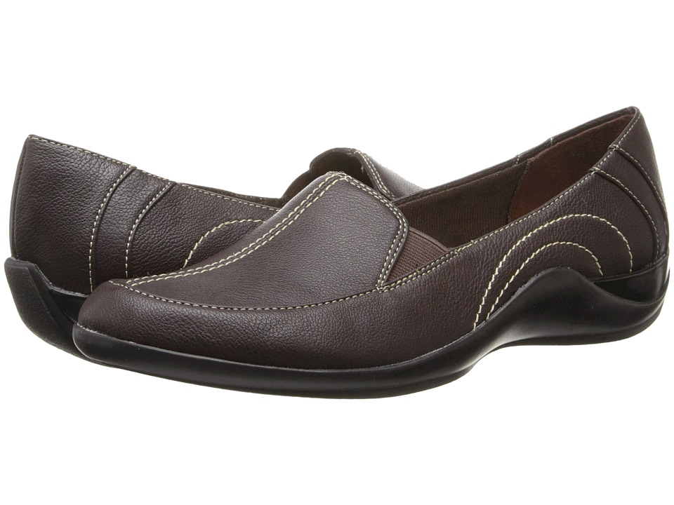 LifeStride - Mada (Brown Bomber PU) Women's Shoes