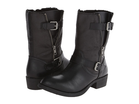 Wanted - Barney (Black) Women's Zip Boots