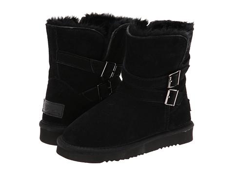 Flojos Kids - May (Little Kid/Big Kid) (Black) Girls Shoes