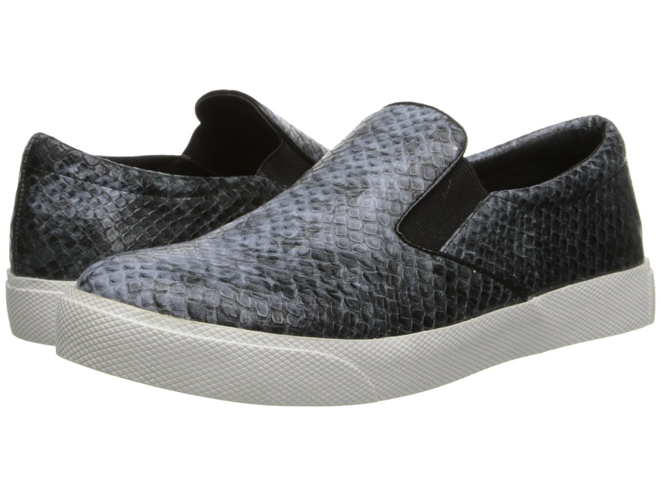Wanted - Pivot (Black) Women's Slip on Shoes