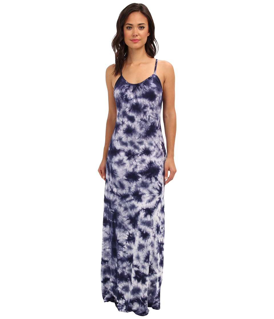 Tart - Winslet Maxi (Navy Tie Dye) Women's Dress