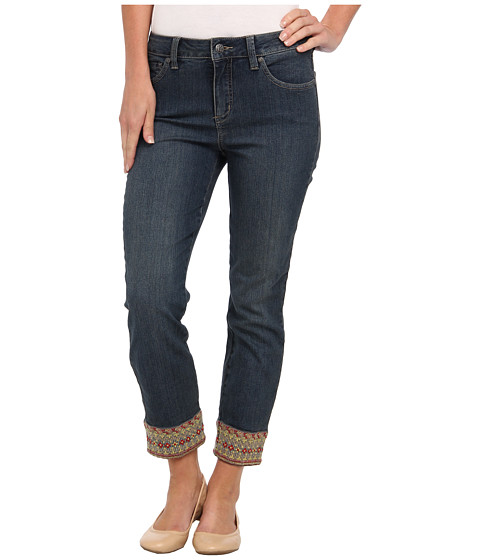 Miraclebody Jeans - Traci Jean w/ Embroidered Trim Detail in Yellowstone (Yellowstone) Women's Jeans