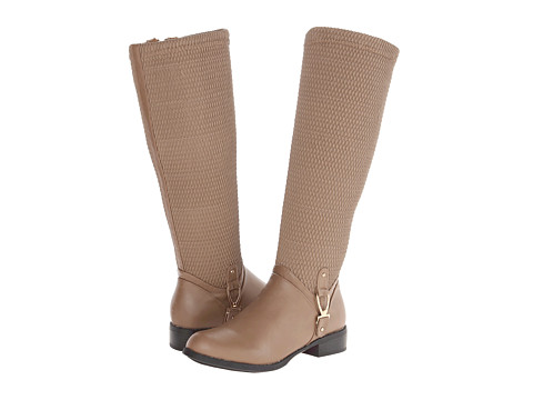 Wanted - Fox (Taupe) Women's Zip Boots