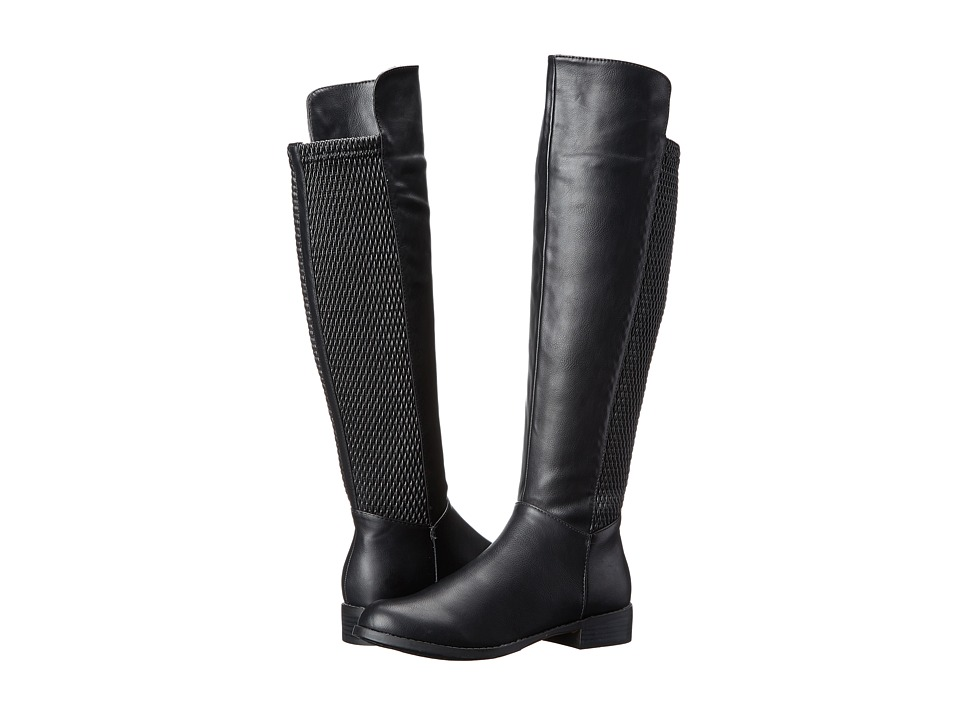 Wanted - Caribu (Black) Women's Zip Boots