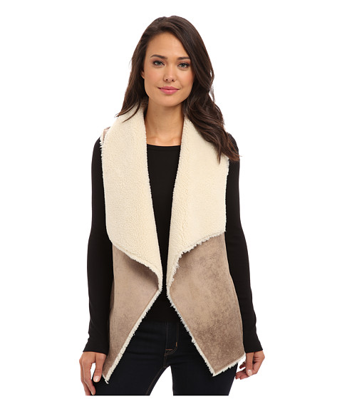 Velvet by Graham & Spencer - Nia Vest (Camel) Women