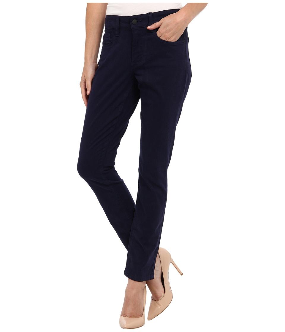 NYDJ Petite - Petite Alina Legging Sateen (Liberty Blue) Women