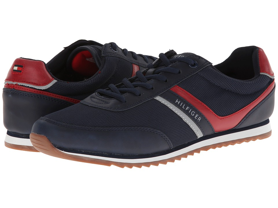 Tommy Hilfiger - Fairhaven (Navy) Men's Lace up casual Shoes