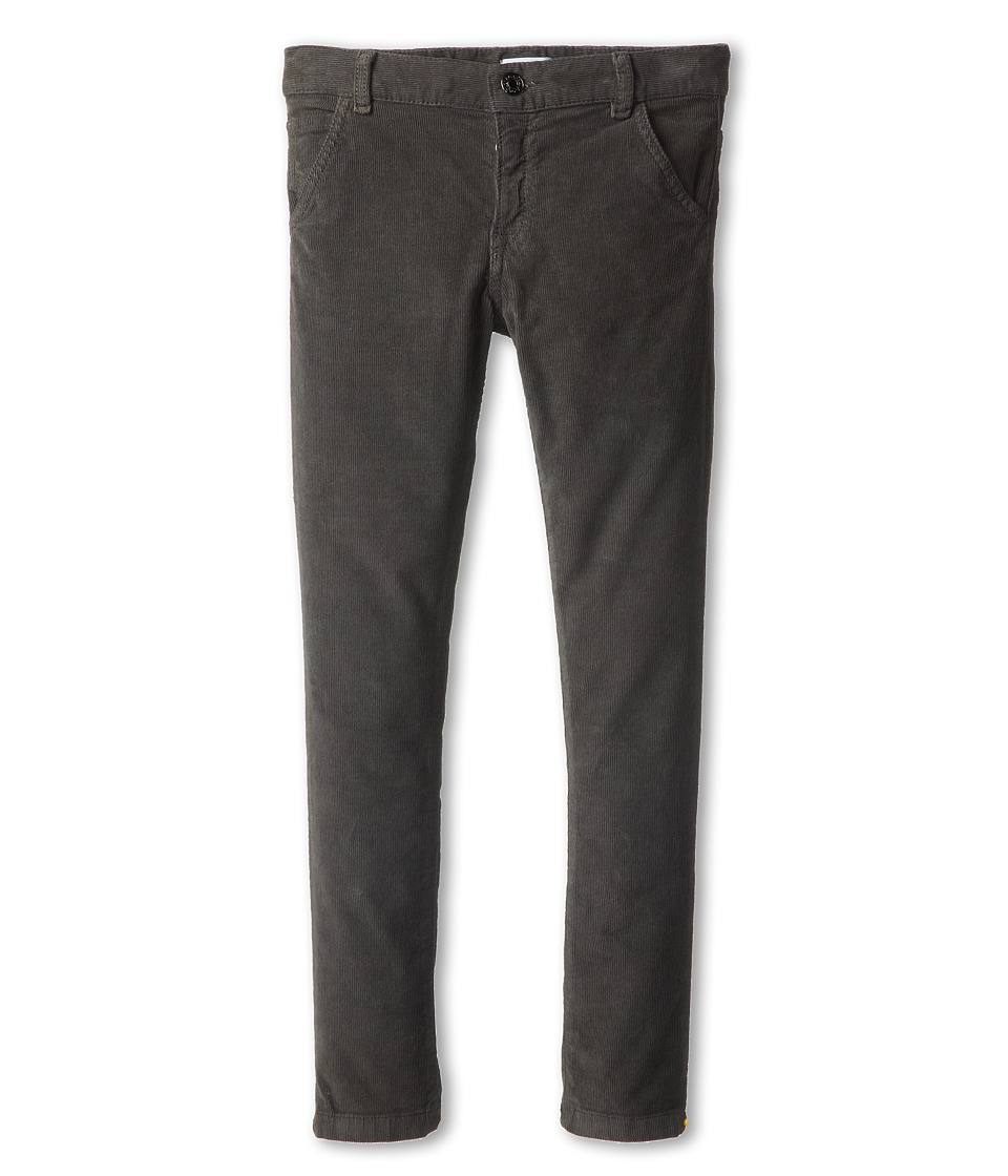 Dolce & Gabbana - 5-Pocket Dark Wash Jeans (Big Kids) (Very Dark Anthracite) Men's Jeans