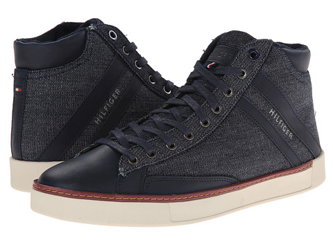 Tommy Hilfiger - Kerman4 (Dark Navy) Men's Lace up casual Shoes