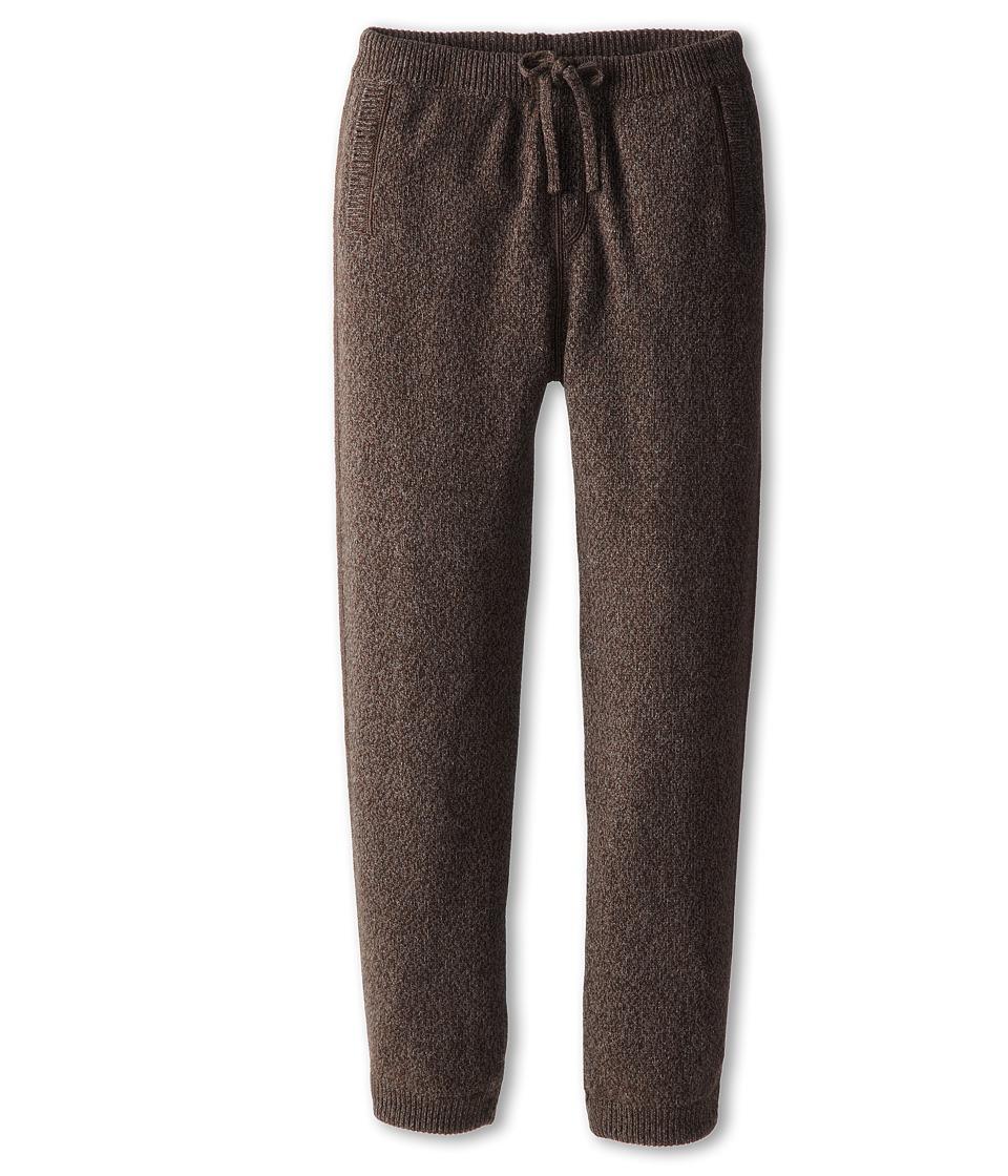 Dolce & Gabbana Kids - Drawstring Sweatpant (Big Kids) (Brown) Boy's Casual Pants