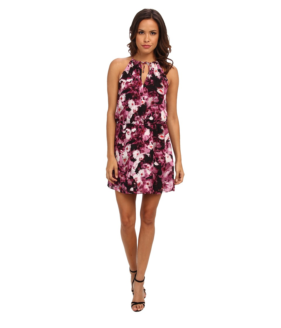 Parker - Fleur Dress (Rosewood Floral Haze) Women's Dress