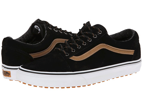 Vans - Old Skool MTE ((MTE) Black/Tobacco Brown) Lace up casual Shoes